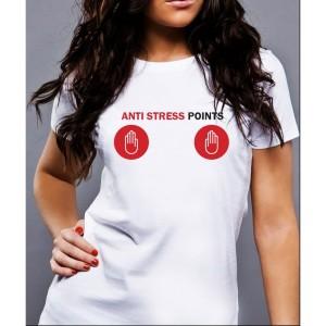 Tričko Antistress points (dámské tričko)