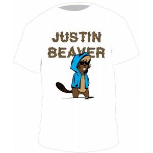 Tričko Justin Beaver